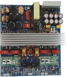 带开关电源1600W重低音数字功放板(PL1600D)