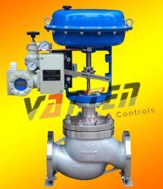 德国VATTEND671X-10\16上海生产厂家中德合资 碳钢 不锈钢 气动薄膜单座调节阀