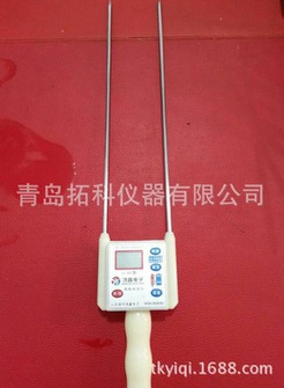 插針糧食水分儀 探針玉米小麥溼度計