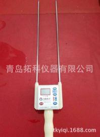 青岛拓科 加长型插针粮食水分仪  探针玉米小麦湿度计