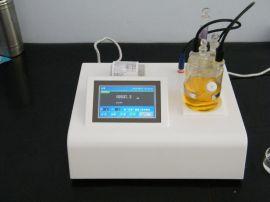 電滴定有機溶劑水分測定儀S301D