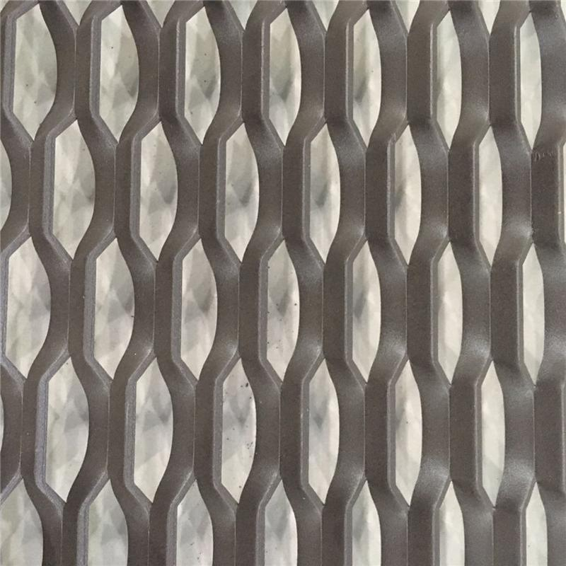 轻型钢板网 抹墙菱形网 拉伸鱼鳞网