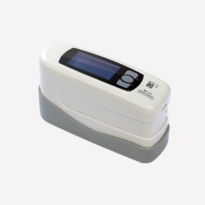 HP-380多角度光澤度計測量角度:20° 60°