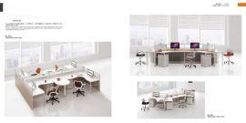 办公室屏风办公家具 组合办公位