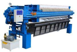 景津1250型不锈钢带式厢式压滤机 板框式压滤机
