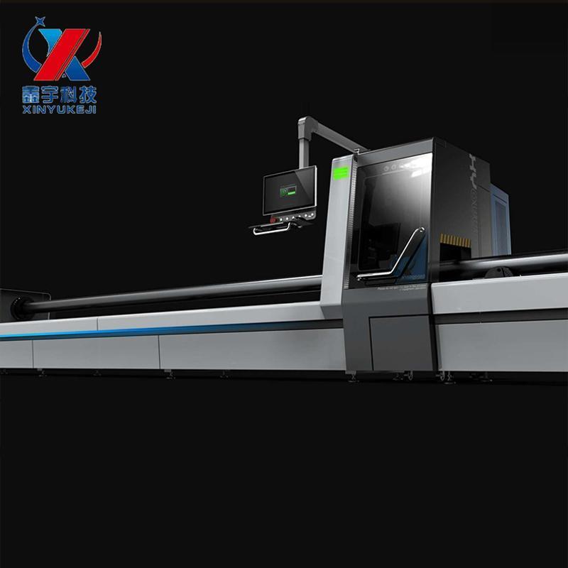 专业智能激光切管机 现货供应智能激光切管机