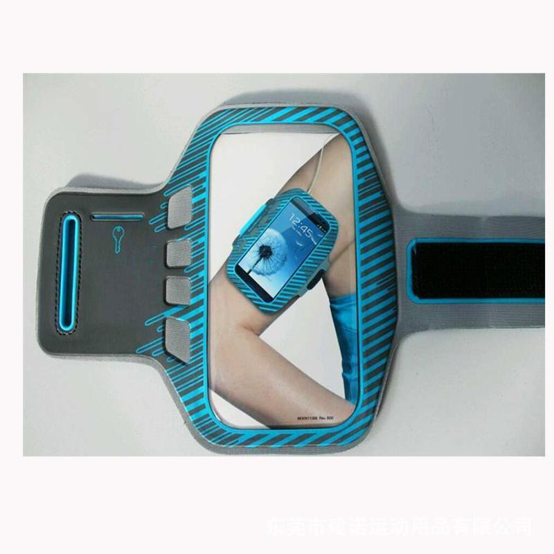 手機腕套手機防水包電壓臂帶運動手腕包