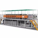 【景津】移动式架构体压滤机 高压污泥压滤机
