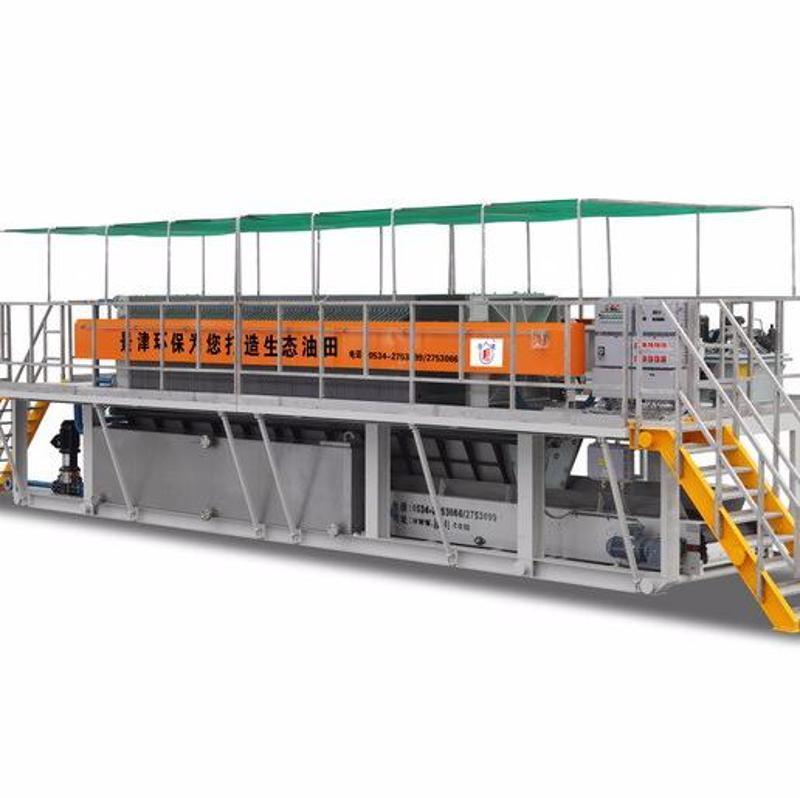 【景津】移動式架構體壓濾機 高壓污泥壓濾機