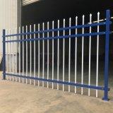 供應小區圍牆隔離鋅鋼護欄柵欄定製鍍鋅噴塑外牆防護小區綠化圍欄