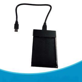2.5寸 硬盤盒USB3.0 3.1免工具硬盤盒透視款sata透明移動硬盤盒子