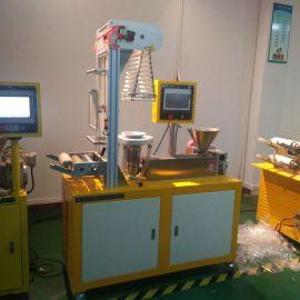 试验型塑料袋吹膜机 实验室迷你型吹塑机