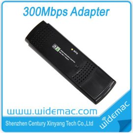 WD-3502N RT3072双功放 300Mbps无线USB网卡 内置陶瓷天线
