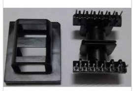 高频变压器骨架ER35骨架双槽卧式7+7,带外壳(ER35)