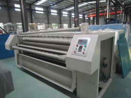 电加热烫平机/床单烫平机生产厂家