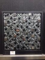 供应新疆玻璃马赛克生产厂家 KTV工程专用玻璃