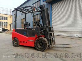 2.5吨电动叉车 全交流防尘免维护 龙力德电动叉车