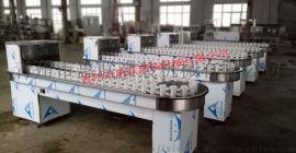56头洗瓶机 链轨式 洗瓶机厂家 多头冲瓶机