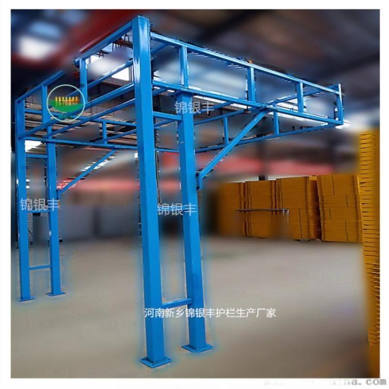 移动钢筋加工棚图片 工地简易钢筋工作棚