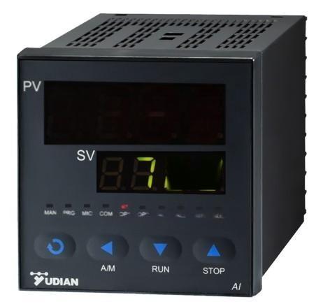 厦门宇电AI-708P程序型人工智能温控器/调节器/温控表/温控仪/数显表/变送器/二次仪表