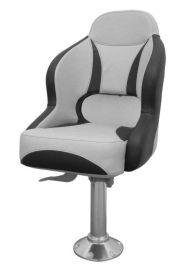 H52固定坐垫椅子