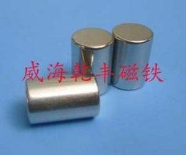 圆柱形棒型烧结钕铁硼强力磁铁