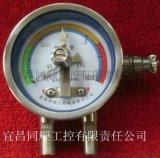 同顺工控厂家供应CB洁净室用不锈钢材质的差压表