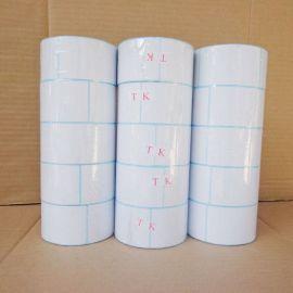 称纸30*20*800张/卷 单排 热敏不干胶条码纸 标签纸打印纸
