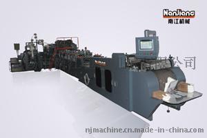 江苏南江智能装备股份  WFD450型单张全自动纸袋机