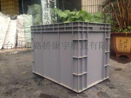 塑料周转箱加厚物流箱产品转运胶箱储物货箱汽配工具欧标EU箱批发