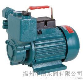 WZ型无堵塞自吸清水泵