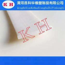 供应发泡硅橡胶密封条 密实硅橡胶密封条