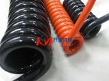 开美线缆- 机械设备用PU螺旋电缆