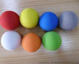 55MM EVA彩虹球 弹弹球 浮水球 玩具球 弹力球