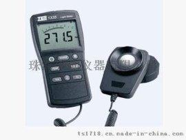数字照度计TES-1337B,广州台湾泰仕数字照度计,数字照度计特价热卖