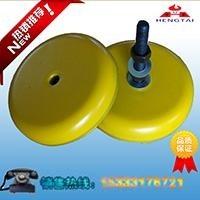 机床减震垫铁 S78黄色橡胶包裹调整减震垫 机床垫脚