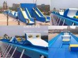 出租大型水上移动乐园上海出租水上冲关设备