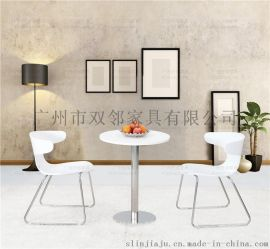 广州双邻厂家定做高档西餐厅桌椅组合