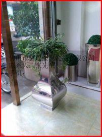 定制不锈钢花槽、不锈钢花钵、不锈钢水钵