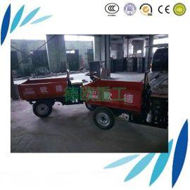 德欧热卖道路运输四轮车 小型柴油四轮车 农用搬运自卸车