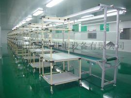 湖南精益管生产流水线 工作台 周转车免费安装设计