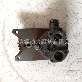 潍坊系列发电机组柴油机发动机 配件 K4100 ZH4100 机油泵