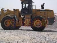 装载机轮胎保护链 铲车轮胎防滑链