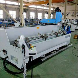山东销售铝型材数控加工中心轨道交通型材钻铣床