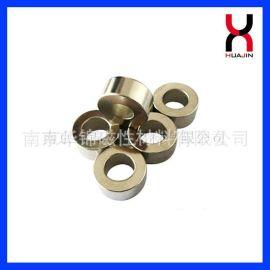 供应镀镍沉头孔钕铁硼强力磁铁