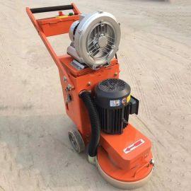 现货环氧地坪无尘研磨机 混凝土地面抛光机 水泥路面打磨机带吸尘