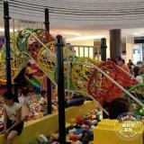 球池智勇闖關項目 定製新型淘氣堡樂園 室內兒童遊樂設備品牌加盟