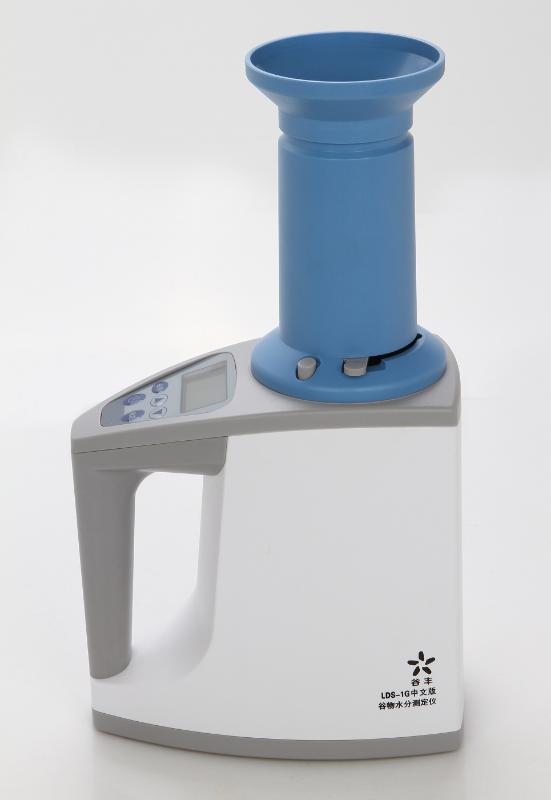 LDS-1G容重版电脑水分测定仪  杯式粮食测水仪