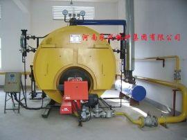 永兴卧式4吨冷凝式蒸汽锅炉价格