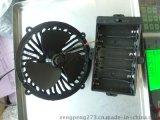 9V 電池盒3葉空臺專用風機